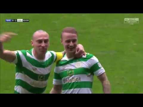 Rangers vs Celtic 0-2 - All Goals Match Highlights HD 50fps 23/9/2017