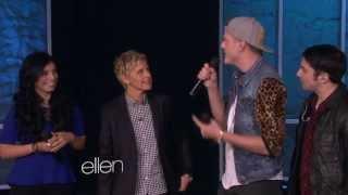 Pentatonix Performs 'Evolution of Beyoncé' On The Ellen DeGeneres Show
