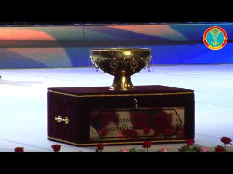 Торжественная церемония открытия Года Ассамблеи народа Казахстана