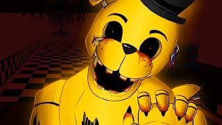 GOLDEN FREDDY'S PIZZA DELIVERY! Five Nights at Freddy's Multiplayer!