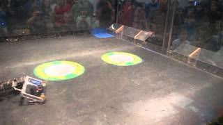 Triple Action Vs Roadbug Final/grudge Match Kilobots 24 @ Spectrum 2013