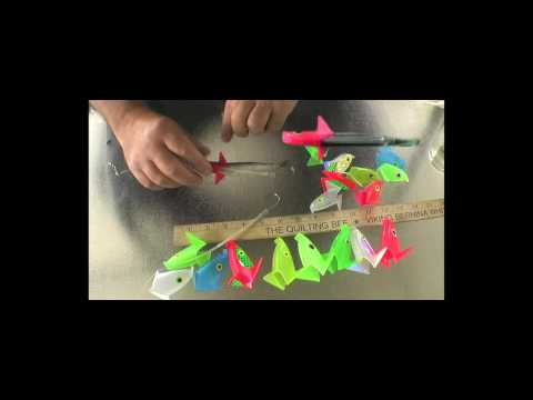How To bait FBR™ and adjust sleeve for salmon Trolling