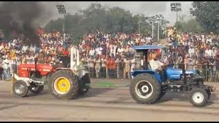 Swaraj VS Sonakila Tractor Tochan Mukabla 21-05-2018