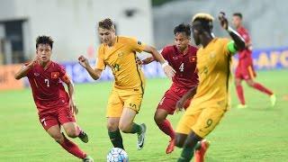 Video Vietnam vs Australia (AFC U-16 Championship 2016: Group Stage) MP3, 3GP, MP4, WEBM, AVI, FLV Juni 2018
