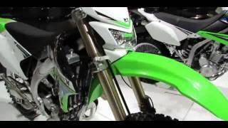 8. 2014 Kawasaki KLX450R Enduro