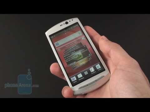 Sony Ericsson Xperia neo Review