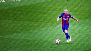 "Download the Onefootball app here: http://bit.do/HenrikLehmann_MayThe best highlights by Don Andrés Iniesta for FC Barcelona in the 2016/17 season. Enjoy!Click ""Show more"" to see the music and more!● Edited and produced by: Henrik Lehmann    Twitter: https://twitter.com/henriklehmannn● Arabic speaking? Check out FCB World:    Facebook: https://www.facebook.com/Forca.Barcelona    Twitter: https://twitter.com/FCBW_A7♫ Music: N'to - Trauma (Worakls Remix)● Clips from: Full games, La LigaThank you for watching! Please leave a like if you enjoyed and if you didn't, leave a dislike and tell me what I can do better. I'm always thankful for constructive critisism! Subscribe to my channel to watch my latest videos as they come out.""Copyright Disclaimer Under Section 107 of the Copyright Act 1976, allowance is made for ""fair use"" for purposes such as criticism, comment, news reporting, teaching, scholarship, and research. Fair use is a use permitted by copyright statute that might otherwise be infringing. Non-profit, educational or personal use tips the balance in favor of fair use."""