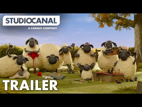 A SHAUN THE SHEEP MOVIE: FARMAGEDDON - Official Trailer - From Aardman Animations