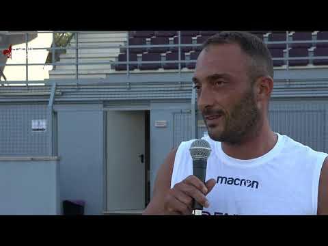 Intervista al Tecnico del Ferentino Calcio Francesco Pippnburg