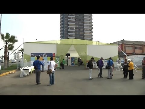 Campaña Reciclaje Iquique 2016