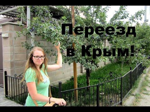 Переезд в Крым Мы в Симферополе Первые впечатления - DomaVideo.Ru
