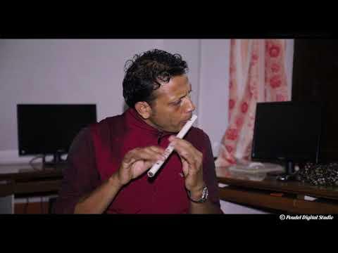 (आहा क्या मिठो बासुरिको धुन बजाउनु भयो यो दाजुले Nepali Flute By Neepal Sharma - Duration: 4 minutes, 22 seconds.)