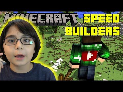 Minecraft Speed Builders Mineplex - Baran Kadir Tekin BKT
