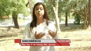 SINCOMÉRCIO - Semana 40/2016