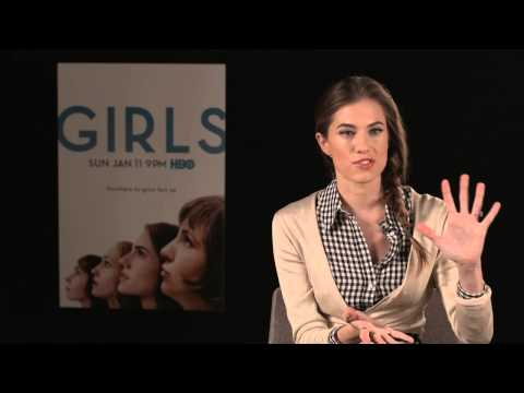 "Girls: Allison Williams ""Marnie Michaels"" Exclusive Interview"