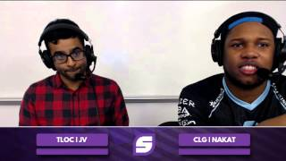 CLG | NAKAT's Thoughts on Houston's 3-Stock Format