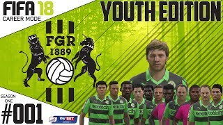 Video Fifa 18 Career Mode  - Youth Edition - Forest Green Rovers - Season 1 EP 1 MP3, 3GP, MP4, WEBM, AVI, FLV Desember 2017