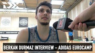 Berkan Durmaz Interview - Adidas Eurocamp