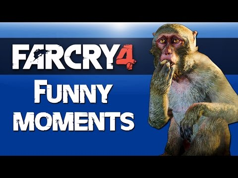 monkey - Far Cry 4 Map Editor - http://bit.ly/1AcXTv8 Delirious Monkey Ramp - http://bit.ly/1sGD8HF Delirious Rampage - http://bit.ly/1xrApTv This video is sponsored by Far Cry 4! Subscribe to Nogla!...