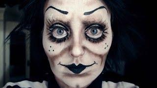 Creepy Cartoon/Doll Make-Up