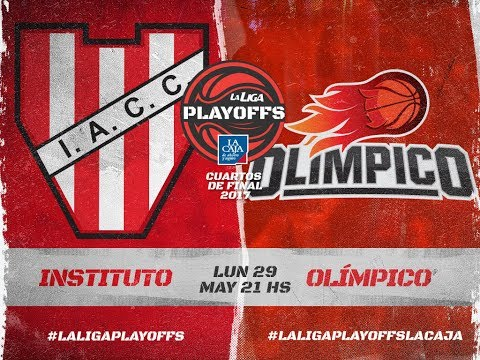 Liga Nacional: Instituto vs. Olímpico | #LaLigaEnTyC