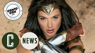 New 'Wonder Woman' Images Tease Gal Gadot's Stand Alone Film by Collider