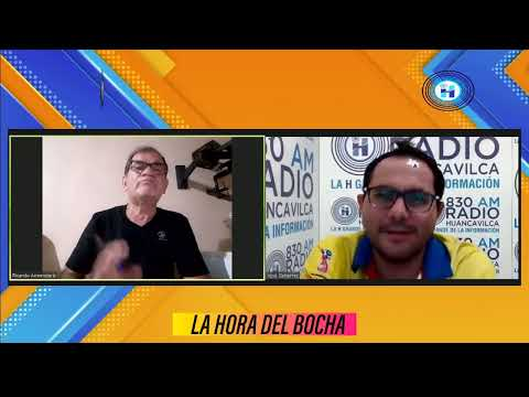 LA HORA DEL BOCHA  - 05 06 20