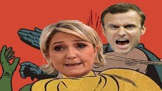 Video Macron président ! Pourquoi Marine Le Pen a perdu l'élection ? MP3, 3GP, MP4, WEBM, AVI, FLV November 2017