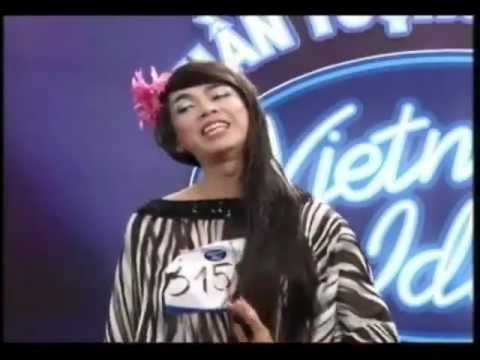 Những thí sinh dị nhất Vietnam Idol 2010, 2012, 2013, 2014