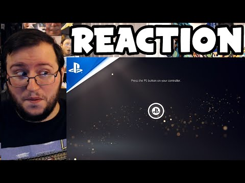 """Gor's """"First Look at the PlayStation 5 User Experience"""" REACTION"""