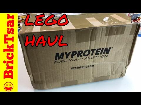 🔴 LEGO Haul - Bricklink Order from Germany Part 2