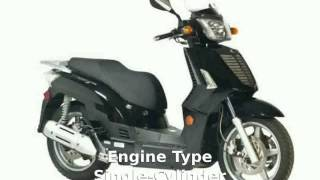8. 2009 KYMCO People S 200 - Review