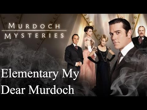 Murdoch Mysteries - Season 1 - Episode 4 - Elementary My Dear Murdoch