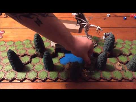 Maxwell And Friends Play HeroScape, Episode 5