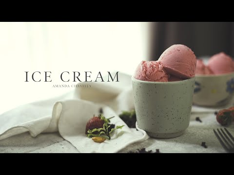Resep Ice Cream Dengan 3 Bahan (ASMR Cooking Indonesia)