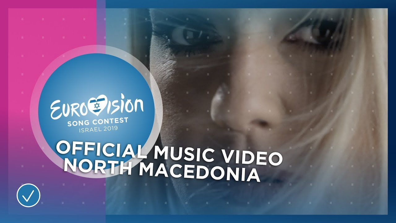 Tamara Todevska - Proud (North Macedonia 2019)