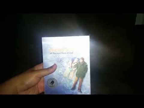 Eternal Sunshine Of The Spotless Mind Blu Ray Steelbook
