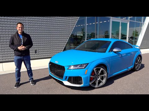 Why is it NOW or NEVER to BUY a 2020 Audi TT RS?