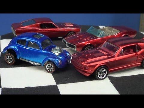 Hot Wheels Cool Classics 12 Models Case A & B