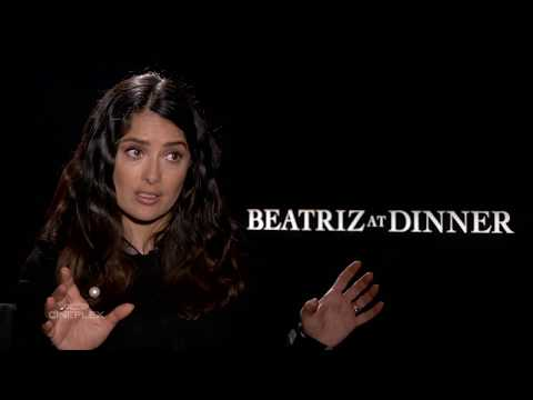 Salma Hayek On Beatriz At Dinner