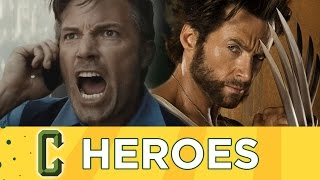 Wolverine for Adults? / Is Batman Done? - Collider Heroes by Collider