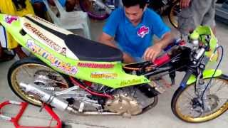 Video Gumamela - Full Throttle Racing CDO (Suzuki Breed Wars Drag Race 2013 Champion in Mindanao) MP3, 3GP, MP4, WEBM, AVI, FLV Desember 2017