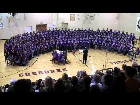 2012 Springfield Public Schools Middle School Honor Choir 2