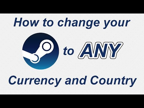 How To Change Steam To ANY Country And Currency Using VPN Mp3