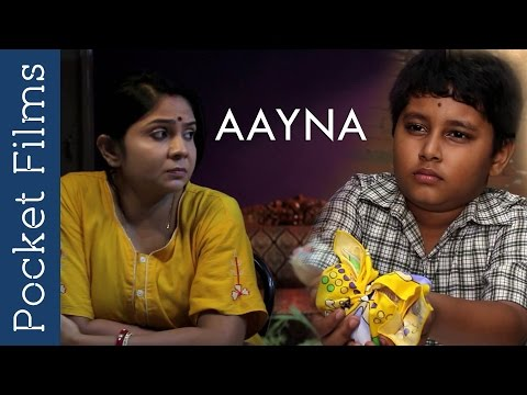 Mother And Son Relationship - Bengali Short Film - Aayna (The Mirror Of Soul)