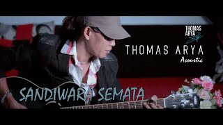 Thomas Arya - Cover - Sandiwara Semata ( Official Video HD )
