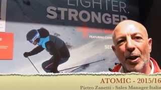 Gli Atomic 2016 del mondo allmountain