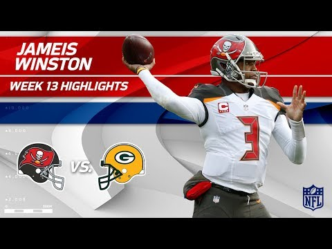 Video: Jameis Winston Returns w/ 270 Yards Passing & 2 TDs! | Bucs vs. Packers | Wk 13 Player Highlights