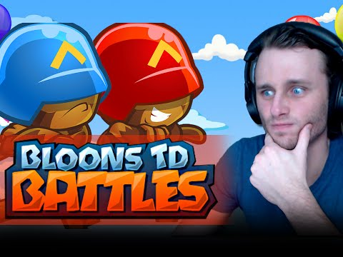 Bloons TD Battles | MAGE AND WOODCHIPPER!!