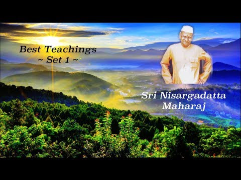 Sri Nisargadatta Maharaj: A Quiet Mind Is All You Need